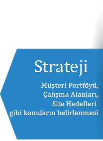 web site stratejisi